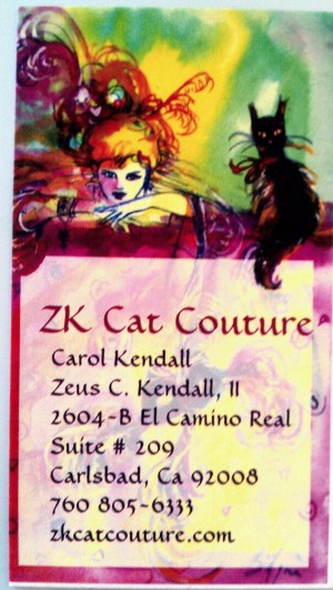 ZK Cat Couture
